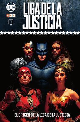 Liga de la Justicia (Coleccionable semanal) (Cartoné 120 pp) #1