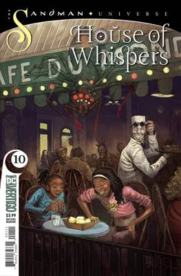 House Of Whispers (Comic book) #10
