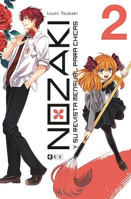 Nozaki y su revista mensual para chicas #2