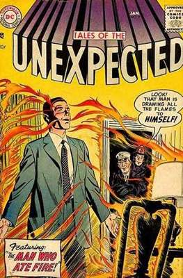 Tales of the Unexpected (1956-1968) (Comic Book) #9