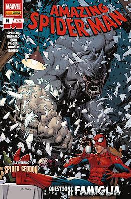 L'Uomo Ragno / Spider-Man / Amazing Spider-Man (Spillato) #723