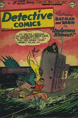 Detective Comics Vol. 1 (1937-2011; 2016-) (Comic Book) #189
