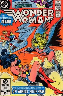 Wonder Woman Vol.1 (1942-1986; 2020-) #290