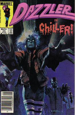 Dazzler Vol. 1 (Comic-Book) #33