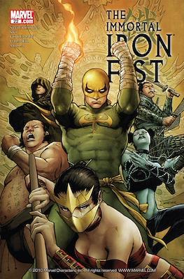 The Immortal Iron Fist (2007-2009) (Digital) #22