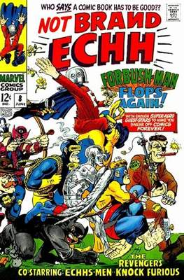 Not Brand Echh (Comic-book) #8