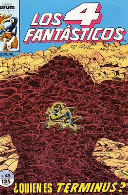 Los 4 Fantásticos Vol. 1 (1983-1994) (Grapa 36-32-24 pp) #45