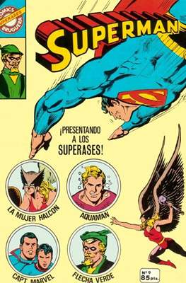 Super Ases (Grapa) #9