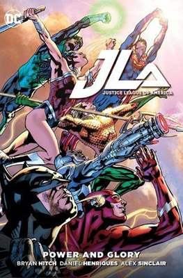 Justice League of America: Power and Glory