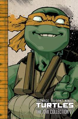 Teenage Mutant Ninja Turtles: The IDW Collection (Hardcover) #7
