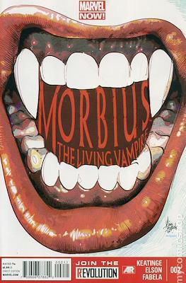 Morbius: The Living Vampire (Vol. 2 2013) (Comic Book) #2