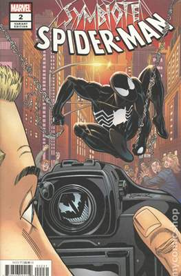 Symbiote Spider-Man (2019 - Variant Covers) (Comic Book) #2.2