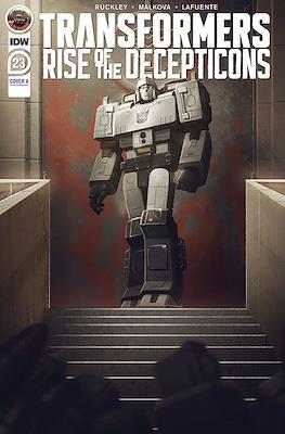 Transformers (2019) (Comic Book) #23