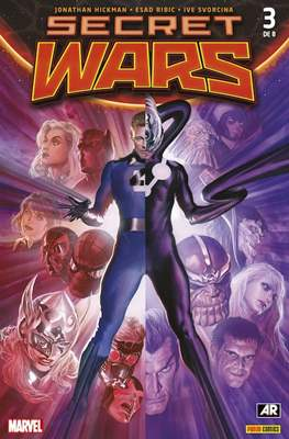 Secret Wars (2015) (Grapa) #3