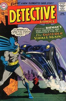 Detective Comics Vol. 1 (1937-2011; 2016-) (Comic Book) #340