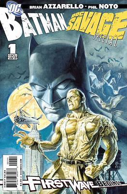 Batman/Doc Savage Special