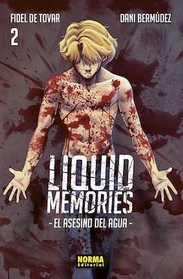 Liquid memories - El asesino del agua - (Rústica) #2