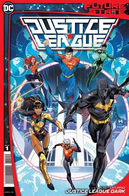 Future State: Justice League (2021) #1