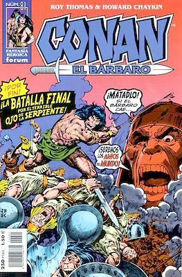 Conan el Bárbaro (1998-2001) (Grapa 24 pp) #81