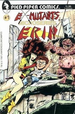Ex-Mutants Microseries: Erin