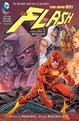 The Flash Vol. 4 (2011-2016) (Hardcover) #3
