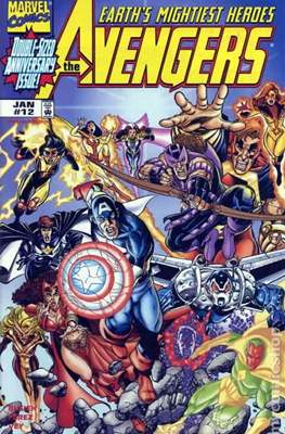 The Avengers Vol. 3 (1998-2004 Variant Cover) (Comic Book) #12.1