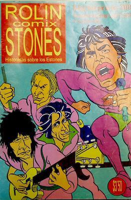 Rolin Comix Stones