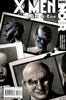 X Men Noir: Mark of Cain #3