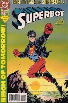 Superboy Vol. 4 #1