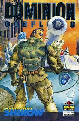 Dominion. Conflicto #4