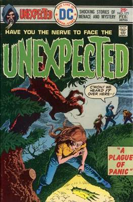The Unexpected (Comic Book) #171