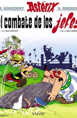 Astérix (2016) (Cartoné, lomo con mancha de Asterix) #7