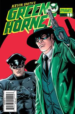 Kevin Smith's Green Hornet Annual #1