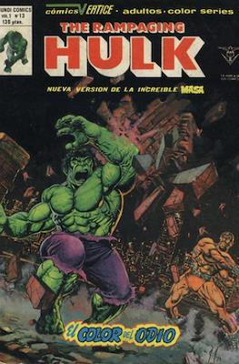 The Rampaging Hulk (Rústica 56 pp) #13