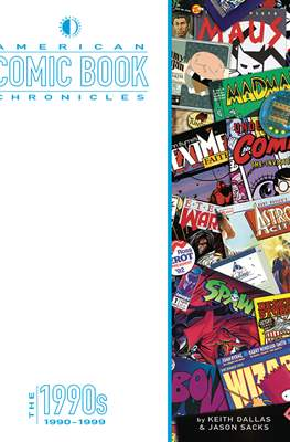 American Comic Book Chronicles (Hardcover) #8