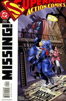 Action Comics Vol. 1 (1938-2011; 2016-) (Comic Book) #792