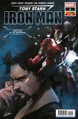 El Invencible Iron Man Vol. 2 (2011-) (Grapa - Rústica) #100/1