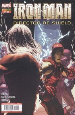 Iron Man: Director of SHIELD / Iron Man & Máquina de Guerra / El Invencible Iron Man (2008-2011) #10