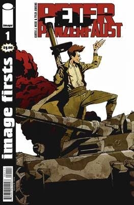 Peter Panzerfaust - Image Firsts