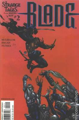 Blade Vol. 1 (1998) (Comic Book) #2