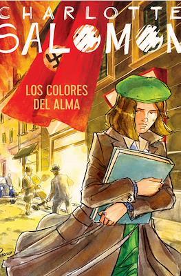 Charlotte Salomon - Los colores del alma (Cartoné 128 pp) #