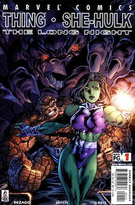 Thing & She-Hulk: The Long Night