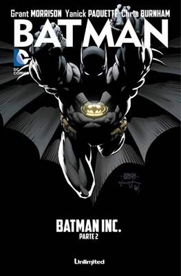 Batman Inc. (Rústica) #2