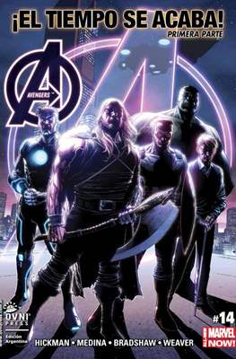 Avengers: Marvel Now! (Rústica) #14