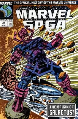 Marvel Saga (Comic-book.) #24