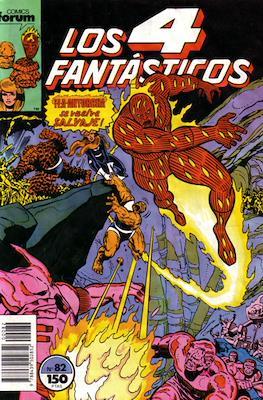 Los 4 Fantásticos Vol. 1 (1983-1994) (Grapa 36-32-24 pp) #82