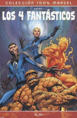 Los 4 Fantásticos: El fin. 100% Marvel