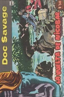 Doc Savage (Grapa (1961)) #20