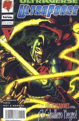 Ultraforce (1995-1996) #8