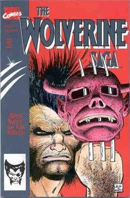 The Wolverine Saga (Softcover) #3
